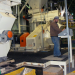 Kirtland Products Wood Pellet Operator