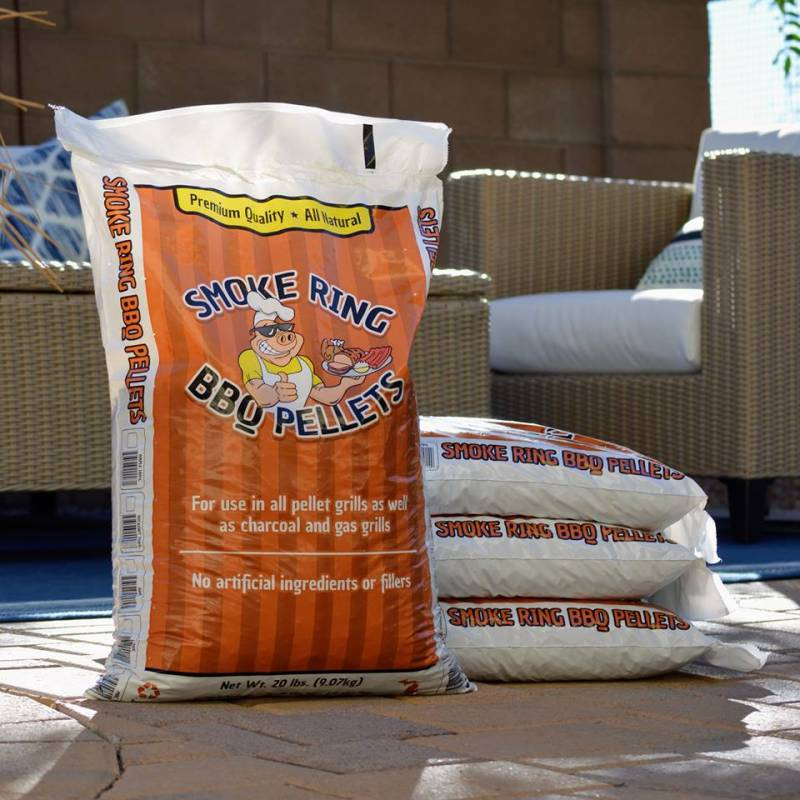 Smoke Ring BBQ Pellets- The choice of the Best BBQ Restaurants